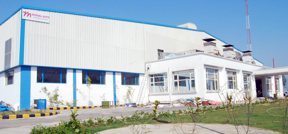 M/s Munjal Auto Industries Ltd