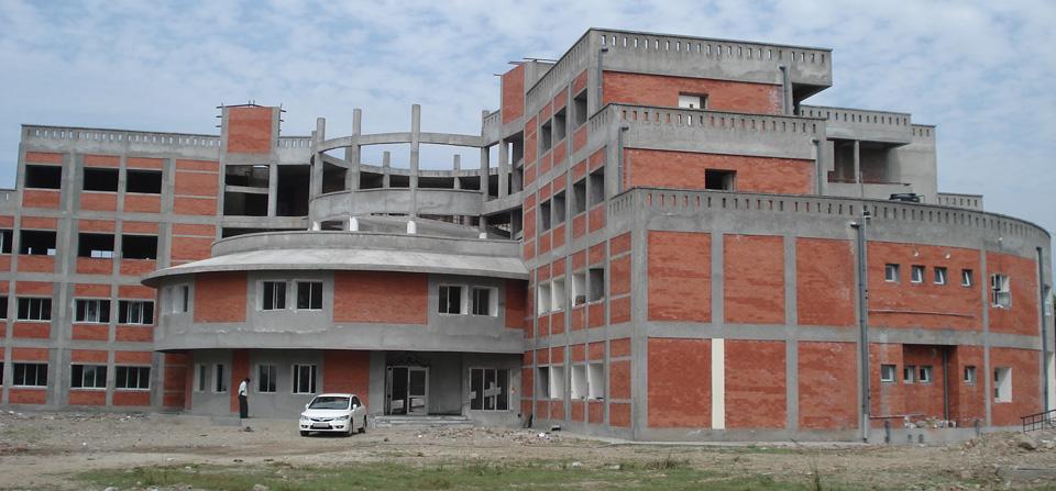 Himalayan Institute Hospital Trust