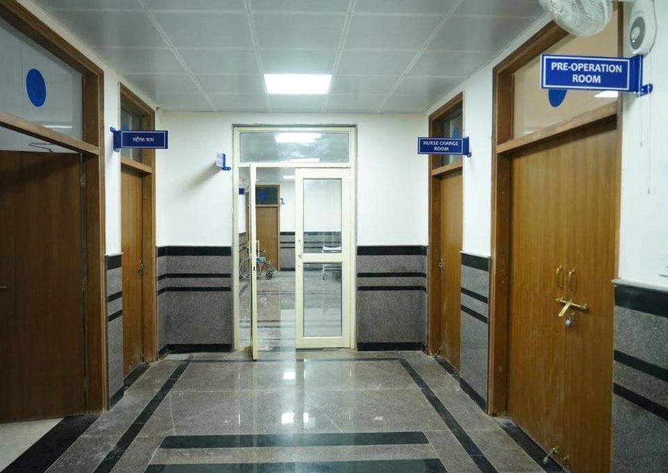 RVNL Hospital